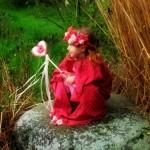 Princess Tutorials ~ Felt Flowers