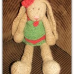 Crocheting ~The Bunny~