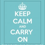 Keep Calm and Carry On: The No Yelling Challenge – Week 3