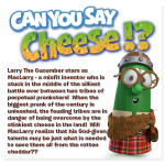 MacLarry & The Stinky Cheese Battle