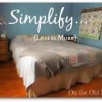 Simplify #1