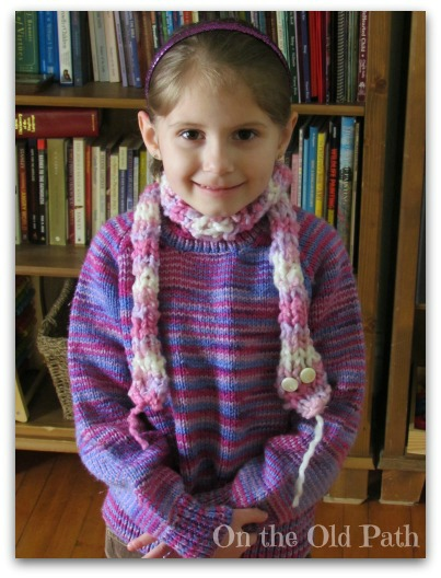 Hannah scarf