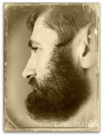old beard